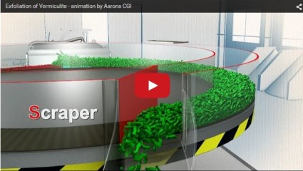 NCIMP particle animation - corporate video animation