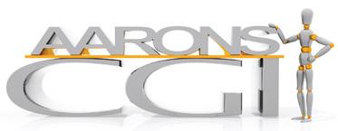 Aarons CGI Logo